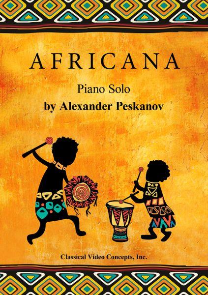 Africana (Piano Solo)