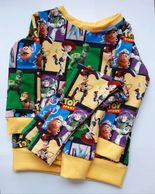 Toy Story clothings. Toy Story leggings and jumper
