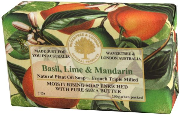 Wavertree & London Basil, Lime & Mandarin