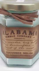 Alabama Candle Co. / Cucumber Melon