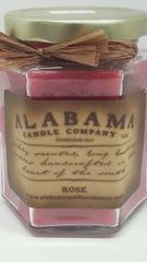 Alabama Candle Co. / Rose