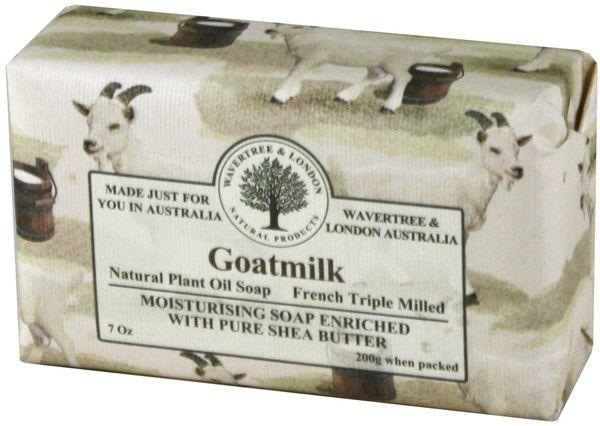 Wavertree & London Goatmilk