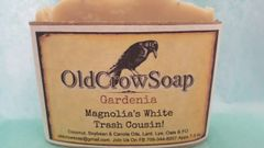 Old Crow Soap / Gardenia
