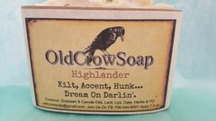 Old Crow Soap / Highlander
