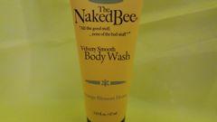 Naked Bee Velvety Smooth Body Wash / Orange Blossom 6.7oz