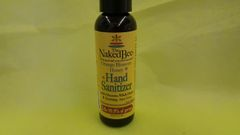 Naked Bee Hand Sanitizer 2oz