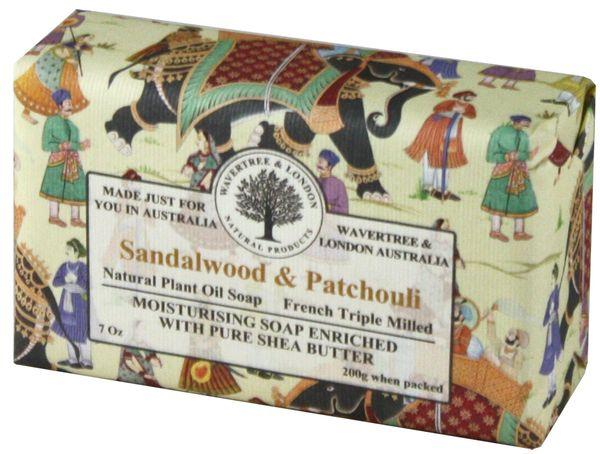 Wavertree & London Sandalwood/Patchouli