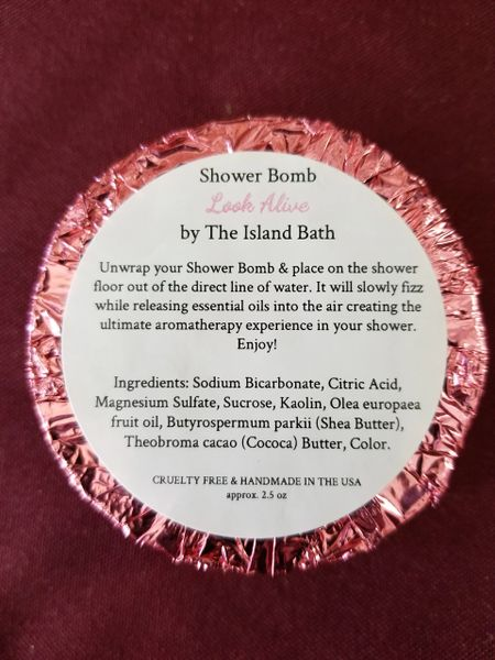 Shower Bomb / Look Alive