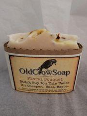 Old Crow Soap / Floral Bouquet