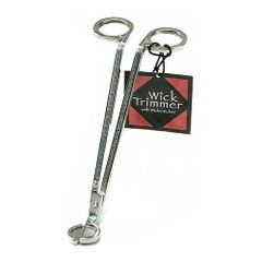 Stainless Steel Wick Trimmer