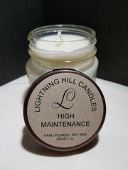 Lightning Hill / High Maintenance