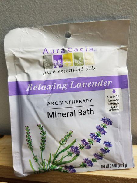 Aura Cacia / Relaxing Lavender
