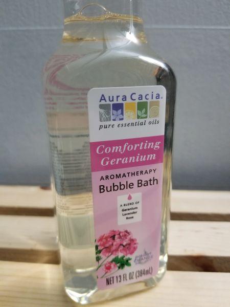Aura Cacia / Comforting Geranium Bath
