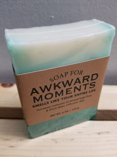 Whiskey River Soaps / Awkward Moments