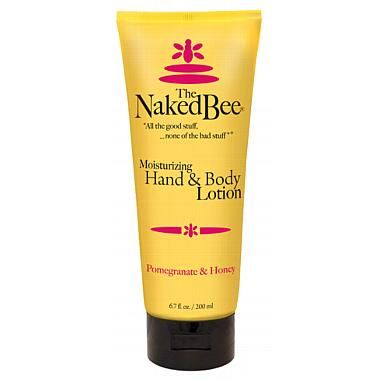 pomegranate & honey hand/body lotion 6.7