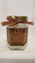 Alabama Candle Co. / Fresh Linen