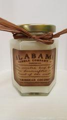Alabama Candle Co. / Caribbean Coconut