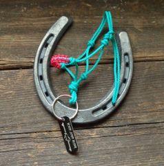 Rope Halter Keychain