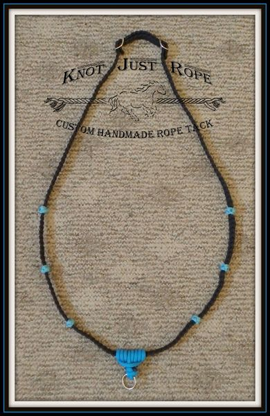 Cordeo Neck Rope For Bridle-less Riding