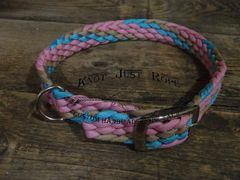 Dog Braided Collar