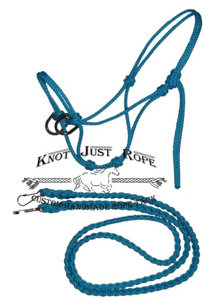"Rope Bridle & Rein Set For 20"" Battat, American Girl, Our Generation, Paradise Horse"
