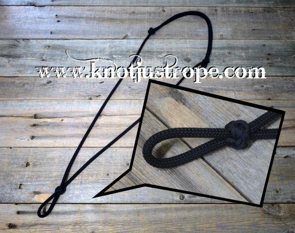 Neck Rope Hanger For Tie Down or Training Fork