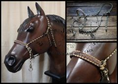 Prime Foundations Bitless Bridle