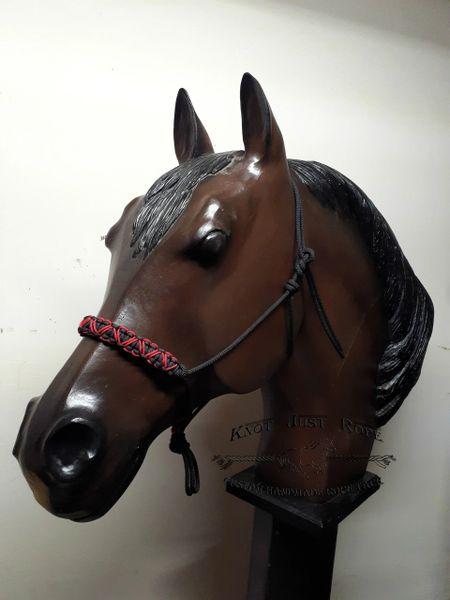 Heart Horse Rope Halter