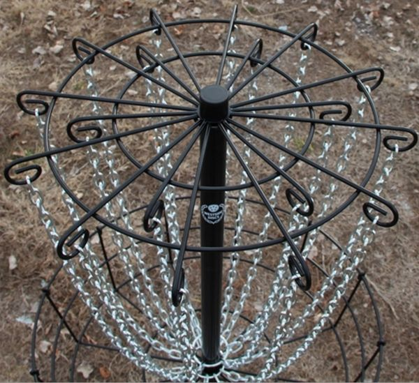 Westside Discs Black Basket