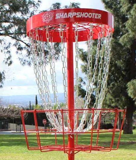 Legacy Sharpshooter Practice Basket