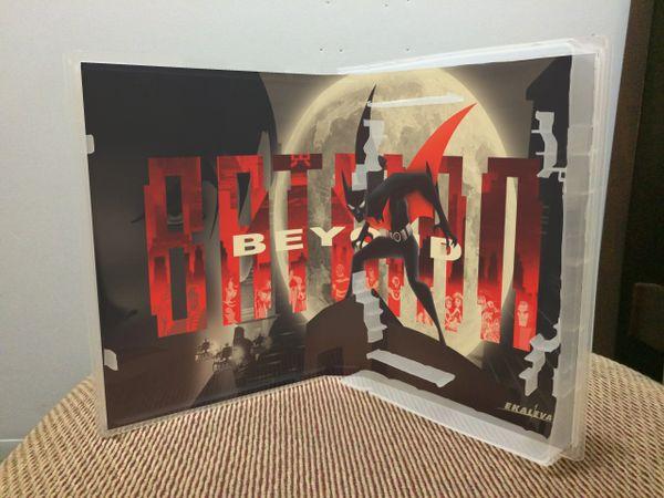 Batman Beyond: Return of the Joker N64 Game Case with Internal Artwork