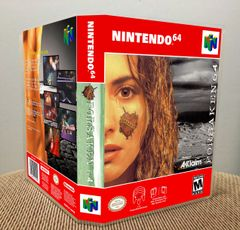 Forsaken 64 N64 Game Case with Internal Artwork