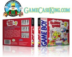 Bubble Bobble Part 2 Gameboy Game Case