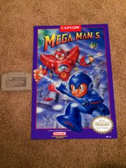Mega Man 5 Poster (18x12 in)