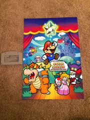 Paper Mario: The Thousand Year Door Poster (18x12 in)