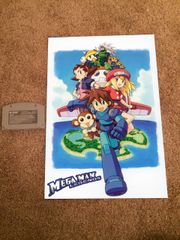 Mega Man Legends Poster (18x12 in)