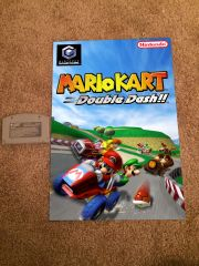 Mario Kart Double Dash Poster (18x12 in)