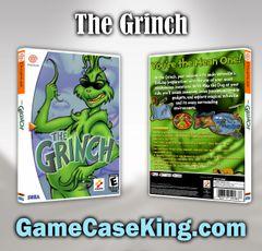 Grinch, The Sega Dreamcast Game Case