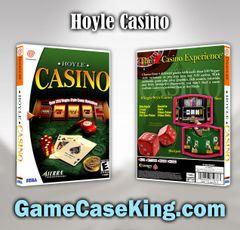 Hoyle Casino Sega Dreamcast Game Case