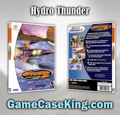 Hydro Thunder Sega Dreamcast Game Case