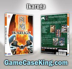 Ikaruga Sega Dreamcast Game Case