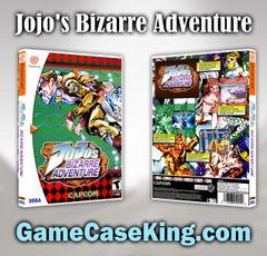 Jojo's Bizarre Adventure Sega Dreamcast Game Case