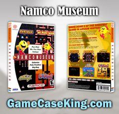 Namco Museum Sega Dreamcast Game Case