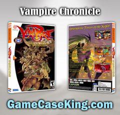 Vampire Chronicle Sega Dreamcast Game Case