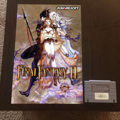 Final Fantasy II Poster (18x12 in)