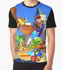 Diddy Kong Racing Graphic T-Shirt