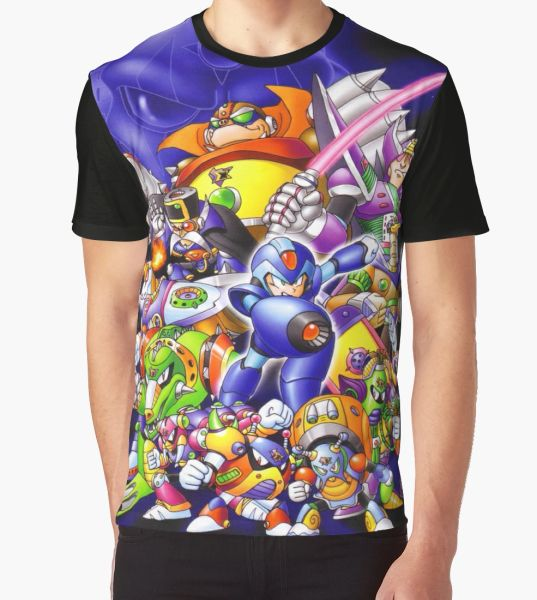 Mega Man X2 Graphic T-Shirt