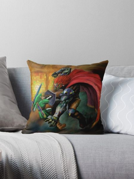 ~HOT!~ Ocarina of Time Pillow ~FREE SHIPPING~