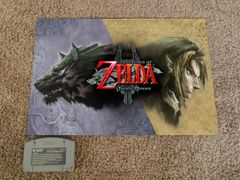 Legend of Zelda: Twilight Princess Poster #2 (18x12 in)