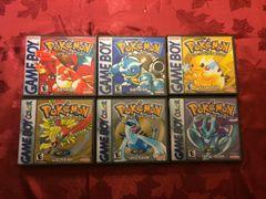 Pokemon GameBoy & GBC Bundle